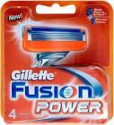 Gillette Fusion POWER  4 ks