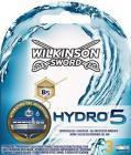 WILKINSON SWORD HYDRO 5 žiletky  4 ks s vitamínem B5