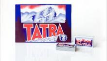 Žiletky TATRA 10 ks v balení
